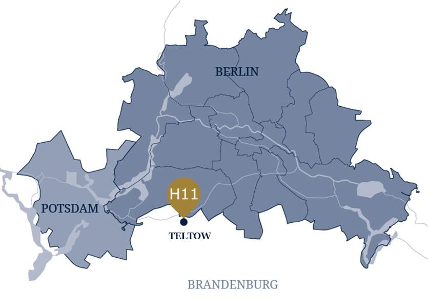 Teltow - Charmante Kleinstadt im Süden von Berlin